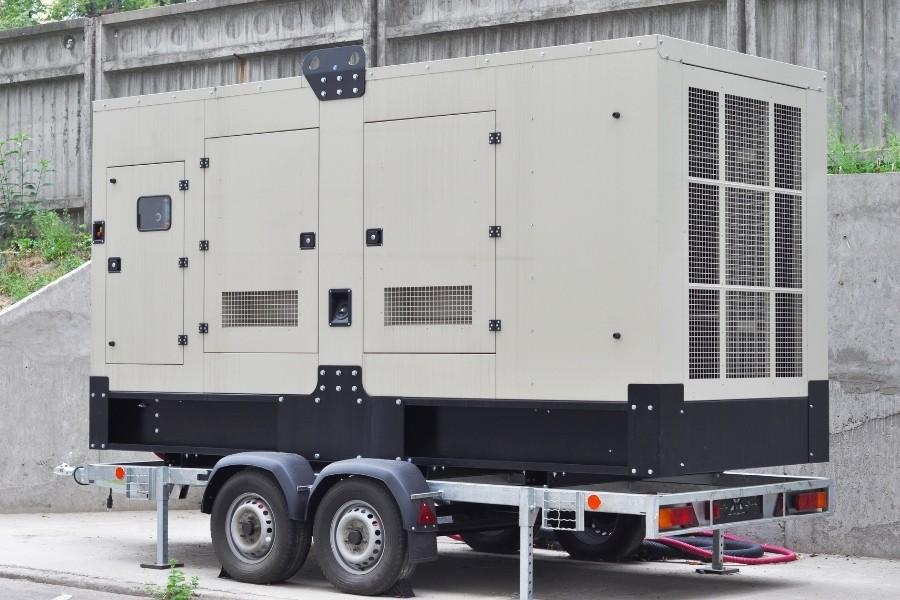 Commercial Generator Rental Rates